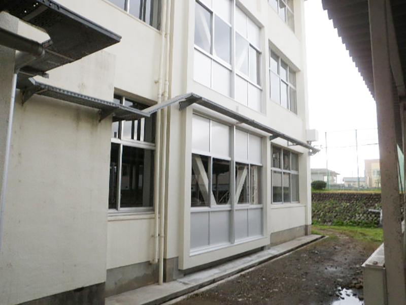 鉄筋コンクリート耐震補強
